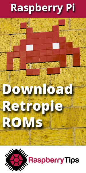 download retropie roms
