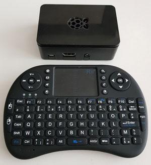 bluetooth keyboard raspberry