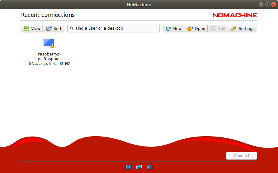 remote desktop with nomachine
