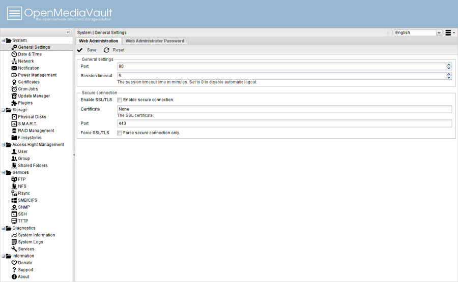 Setting Up Openmediavault On Raspberry Pi