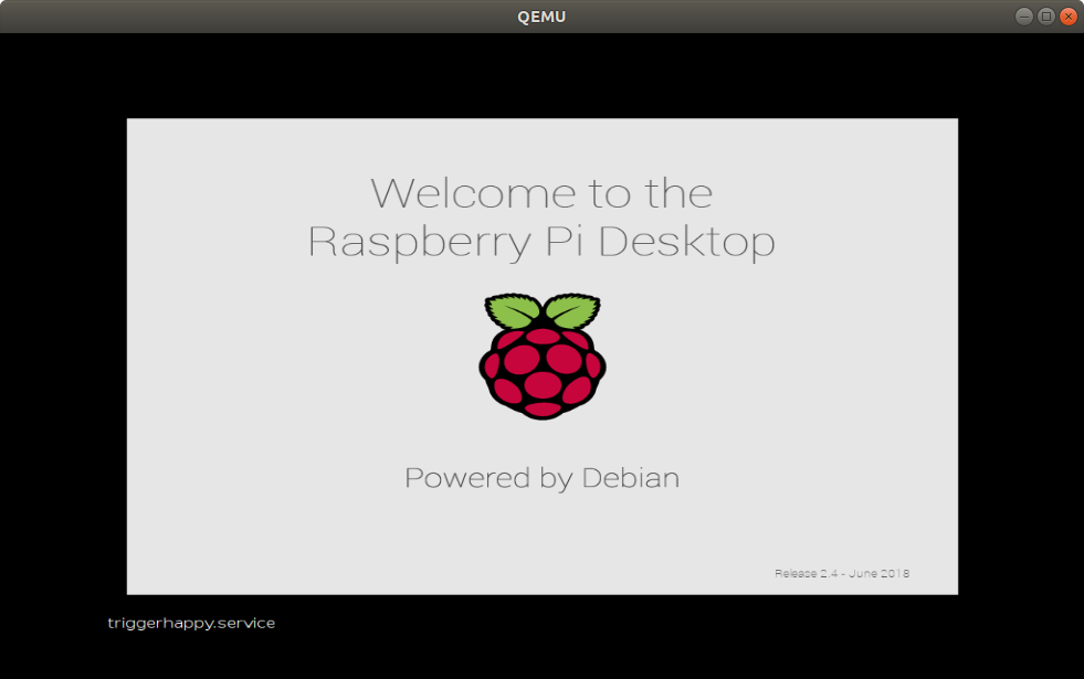 Raspberry Pi in QEMU
