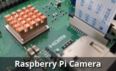 camera projects on raspberry pi