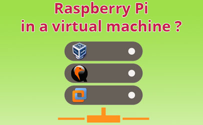 Raspberry Pi in a virtual machine (Raspbian)