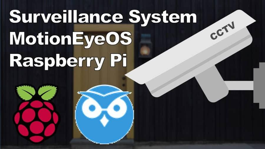 cctv raspberry pi