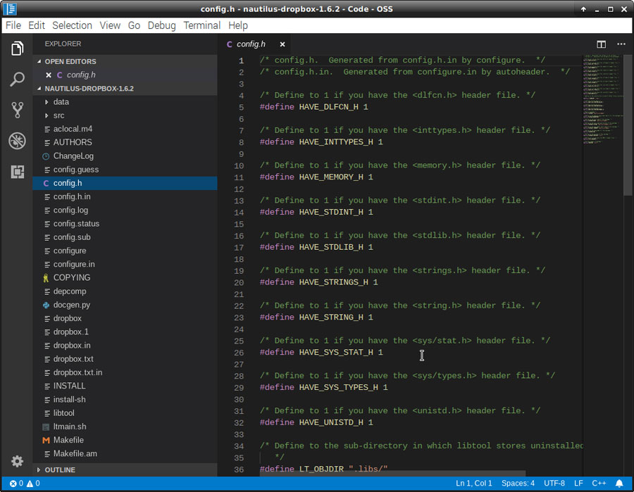 microsoft vs code on raspberry pi