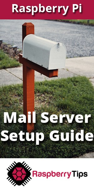 raspberry pi mail server