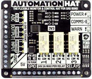 automation hat