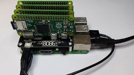 raspberry pi zero cluster