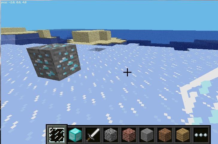 diamond minecraft