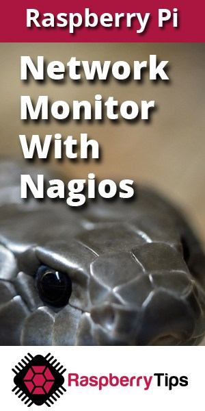 How to use Raspberry Pi to monitor network? (Nagios)