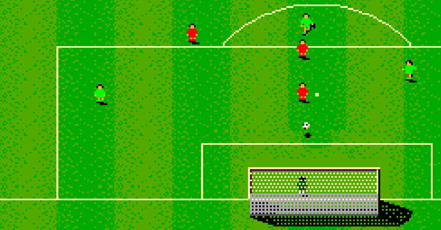 sensible soccer on retropie