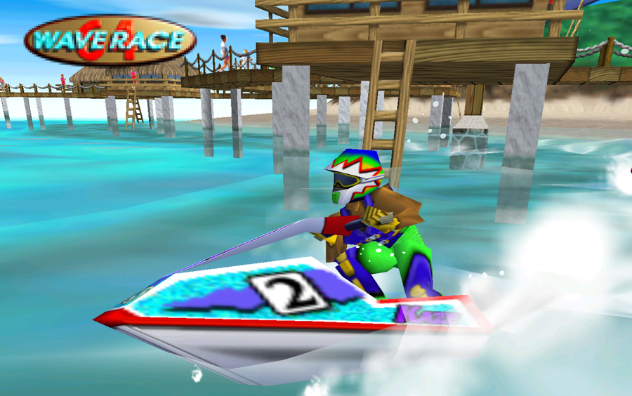 wave race retropie