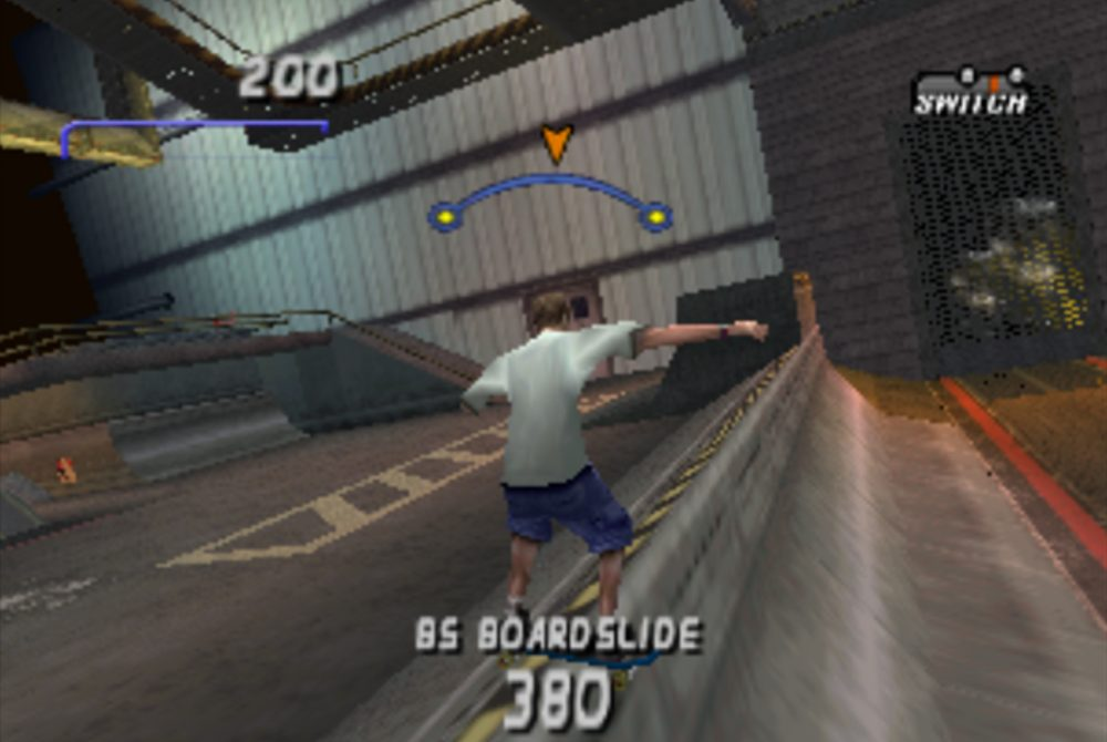tony hawk ps2 retropie