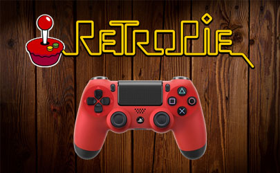 install ps4 controller on retropie