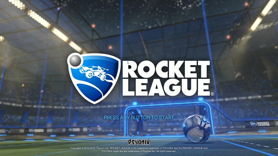 rocket league on raspberry pi