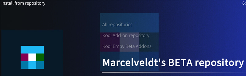 marcelveldt's repository on kodi