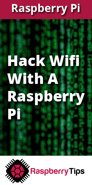 As I often write on this blog, the Raspberry Pi is the perfect device for hacking and pen testing In this tutorial, I'll show you the step-by-step procedure on how to hack a wireless network from your Raspberry Pi