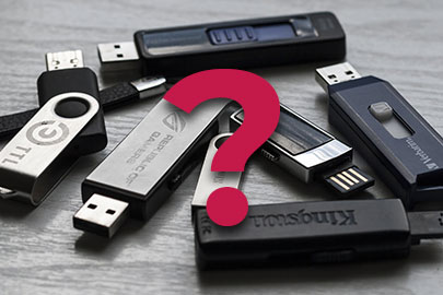 format and mount usb key on raspberry pi