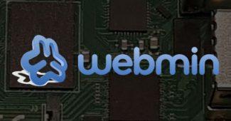 install webmin raspberry pi