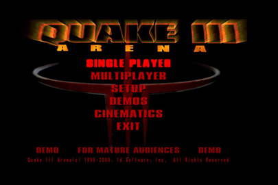 raspberry pi quake3 installation